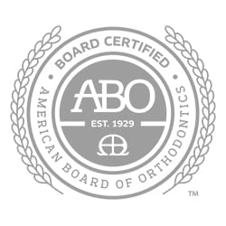 Board Certified, American Board of Orthodontics